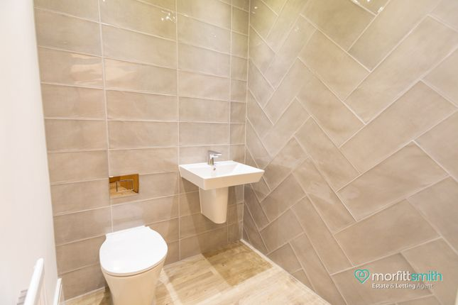 Downstairs WC of Stopes Road, Stannington, Sheffield S6