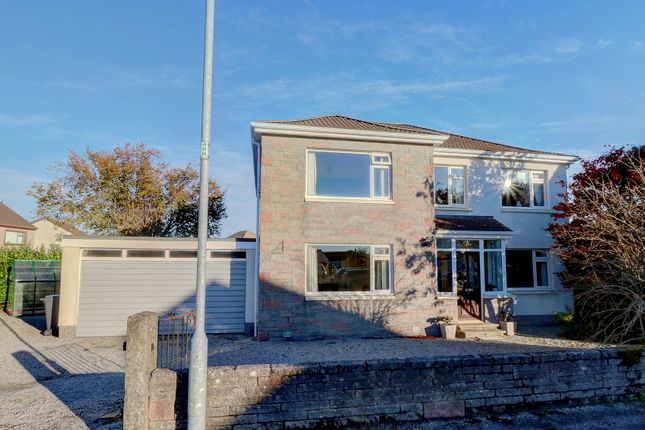 Thumbnail Detached house for sale in Hillview Place, Dumfries