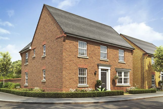 "Thumbnail Detached house for sale in ""Avondale"" at St. Lukes Road, Doseley, Telford"