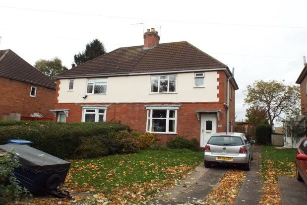 Thumbnail Semi-detached house to rent in Station Road, Market Bosworth