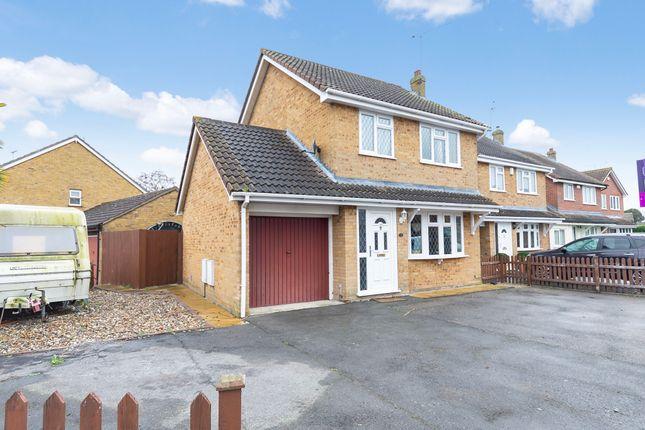 Thumbnail Detached house for sale in Redshank Drive, Heybridge, Maldon