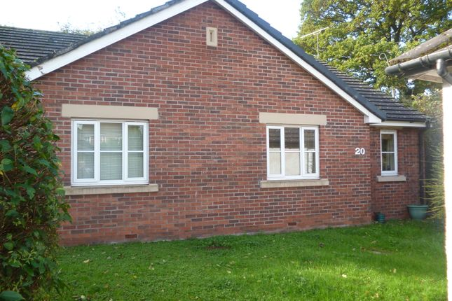 Thumbnail Semi-detached bungalow to rent in Moorwood Close, Carlisle