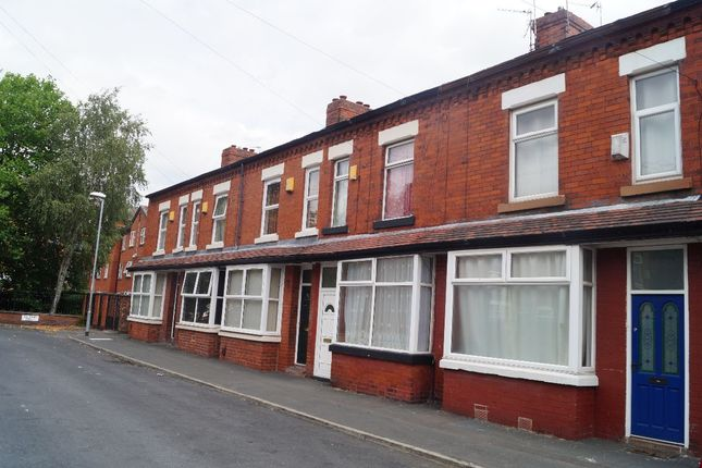 Thumbnail Terraced house to rent in Normanby Street, Manchester