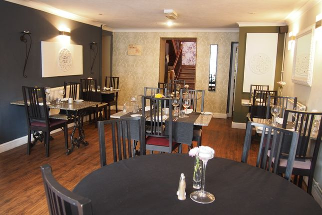 Thumbnail Property for sale in Restaurants SK13, Derbyshire