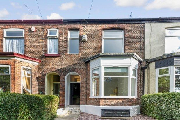 Thumbnail Terraced house to rent in Canal Bank, Manchester