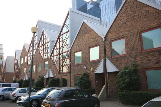 Office to let in Skyline Business Village, Canary Wharf