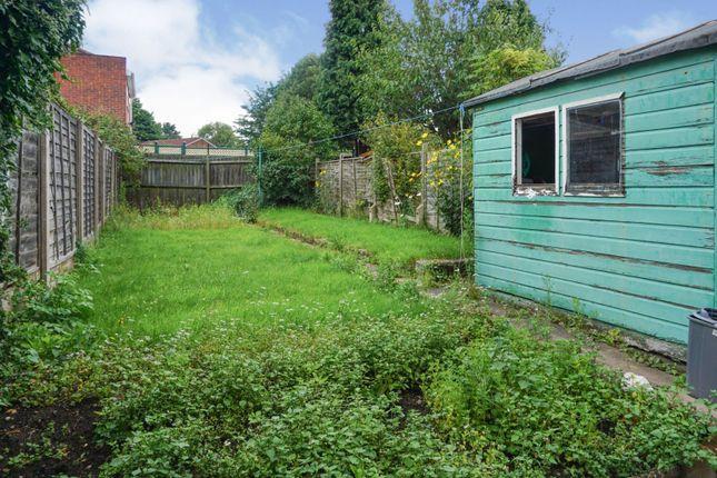 Garden of Alum Rock Road, Birmingham B8