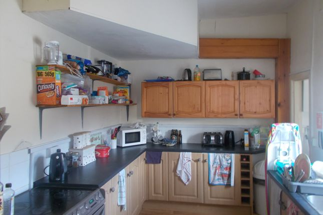 Thumbnail Terraced house to rent in Livingstone Road, Southampton