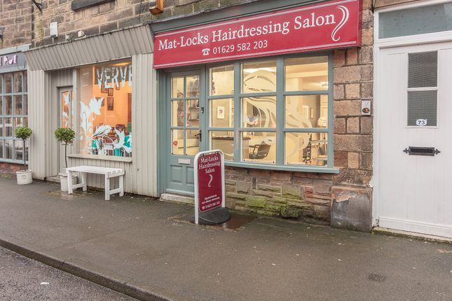 Thumbnail Commercial property for sale in Smedley Street East, Matlock, Derbyshire
