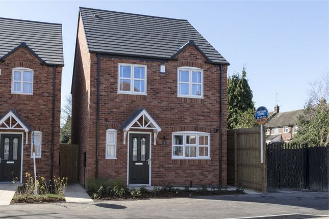 Thumbnail Detached house for sale in Penny Gardens, Penny Park Lane, Coventry