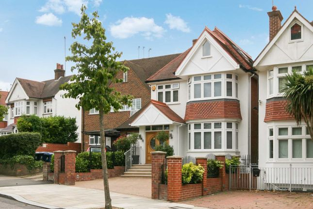 Thumbnail Detached house for sale in Mount Avenue, London