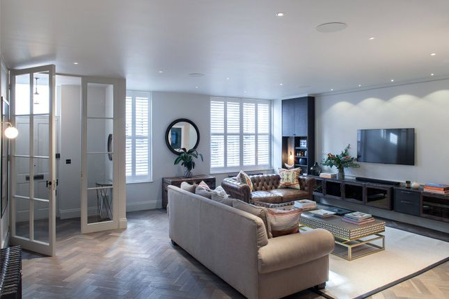 Thumbnail Mews house for sale in Lexham Mews, London