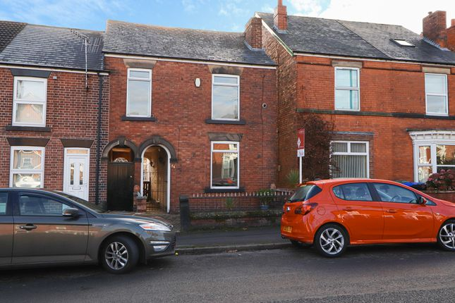 4 bed end terrace house for sale in Old Road, Brampton, Chesterfield S40