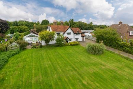 Thumbnail Property for sale in Burton Lane, Goffs Oak, Hertfordshire