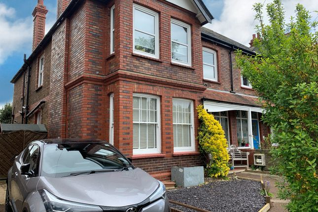 Thumbnail Flat for sale in Longfellow Road, Worthing