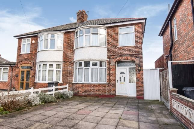 Front of Dean Road, Leicester, Leicestershire LE4