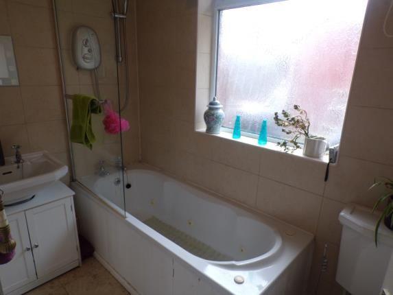 Bathroom of Park Lane, Duston, Northampton, Northamptonshire NN5