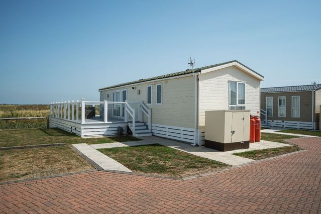 Thumbnail Flat for sale in West Point, Bunn Leisure Selsey