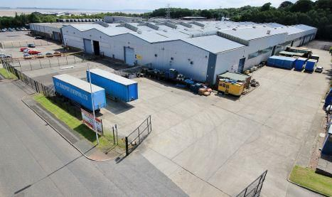 Thumbnail Light industrial to let in Unit 17 Plantation Park, Wirral International Business Park, Plantation Road, Bromborough, Cheshire