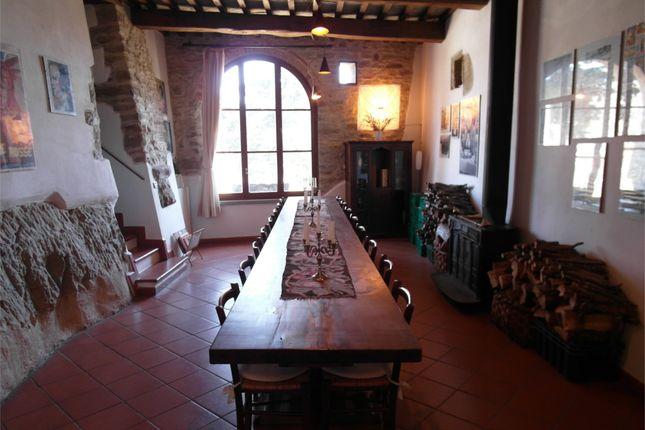 Dining Room of Il Casale Dei Sogni, Anghiari, Arezzo, Tuscany, Italy