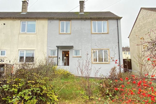Thumbnail Semi-detached house for sale in 48 Hillside Avenue, Midsomer Norton, Radstock, Bath And North East Somerset