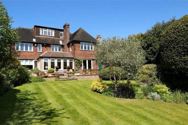 Thumbnail Detached house for sale in Marryat Road, Wimbledon Village