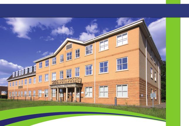 Thumbnail Office to let in First Floor, Christchurch House, The Embankment, Wellingborough