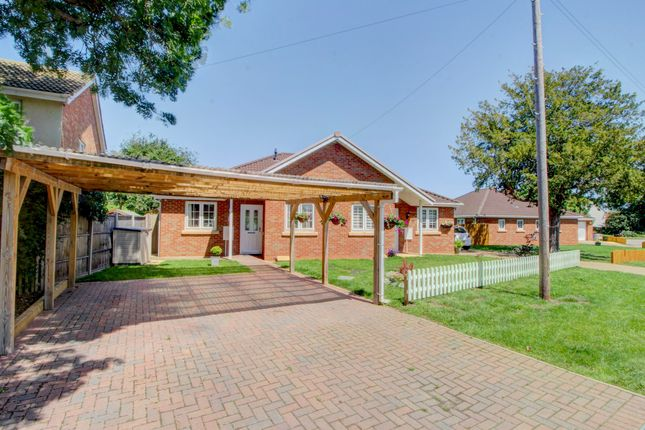 Thumbnail Semi-detached bungalow for sale in Potters Cross, Wootton, Bedford