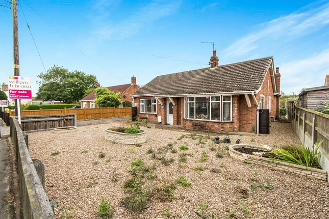 Thumbnail Detached bungalow for sale in High Street, Coningsby, Lincoln