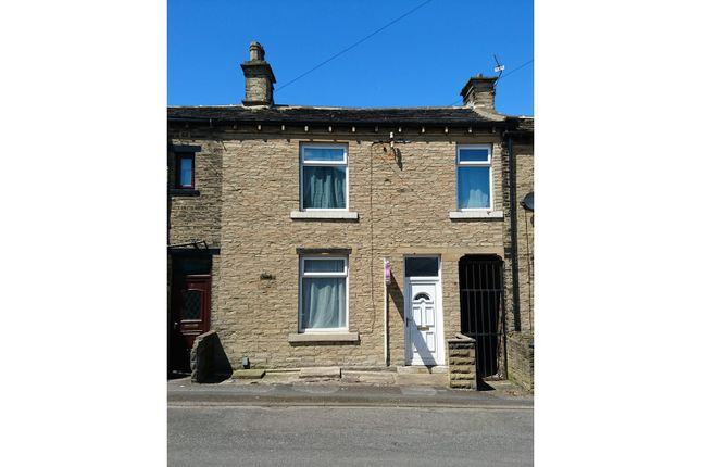 Thumbnail Terraced house for sale in Perseverance Street, Bradford