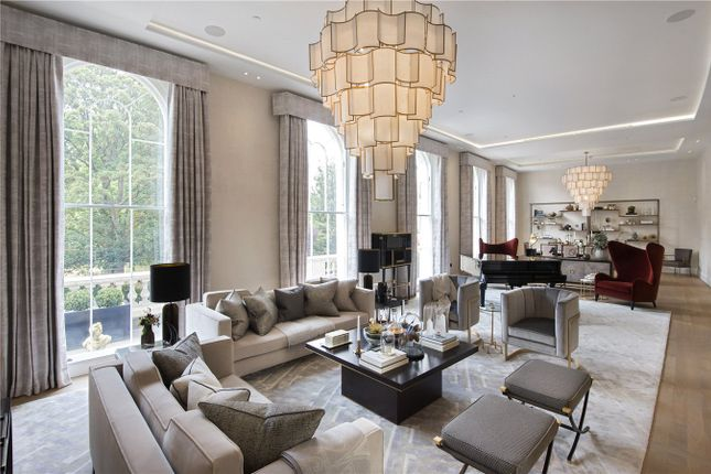 Thumbnail Flat for sale in The Nash, The Park Crescent, Regent's Park