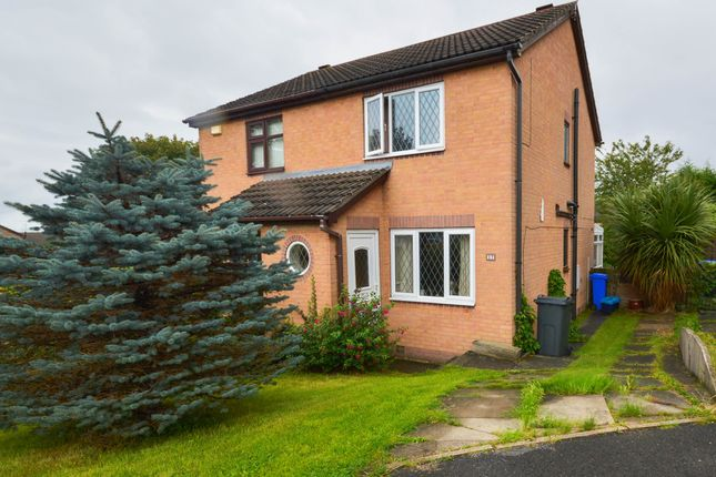 Thumbnail Semi-detached house for sale in Broomwood Gardens, Beighton, Sheffield