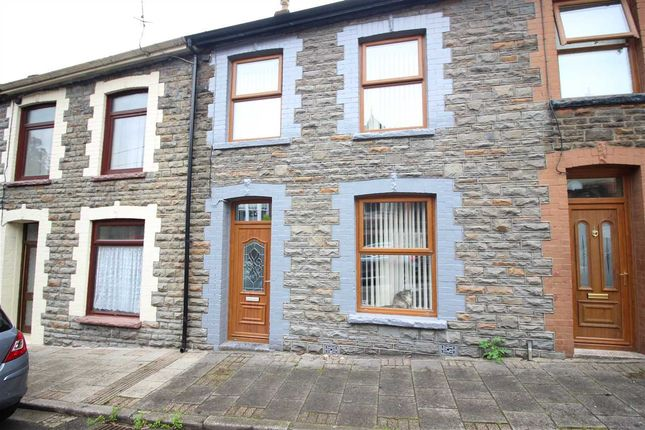 Thumbnail Terraced house for sale in Upper Canning Street, Ton Pentre, Pentre