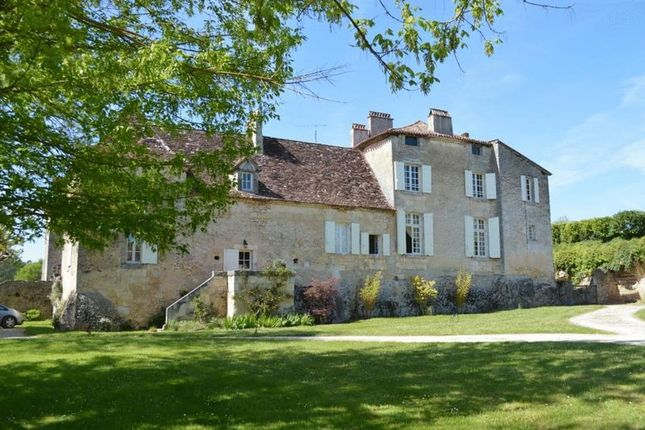 Thumbnail Property for sale in Prestigious Country Manor, North Of Bergerac, Dordogne