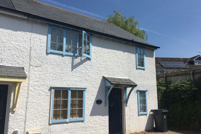 Cottage to rent in Cranes Lane, East Budleigh