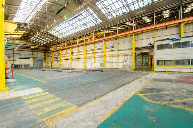 Thumbnail Light industrial for sale in Freehold Commercial Property With Yard Area, Unit 3, Nine Bridges Industrial/Commercial Park, Shrewsbury, Shropshire