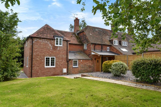 Thumbnail Semi-detached house to rent in Northbrook Estate, Farnham, Hampshire