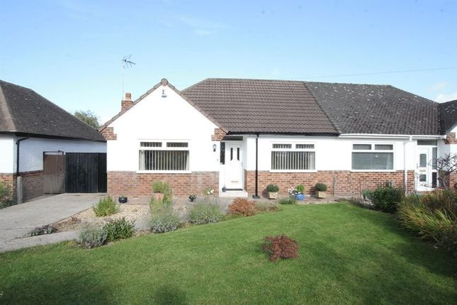 2 bed semi-detached bungalow for sale in Queensbury, West Kirby, Wirral