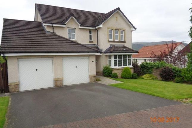 Thumbnail Detached house to rent in Delph Wynd, Tullibody, Alloa
