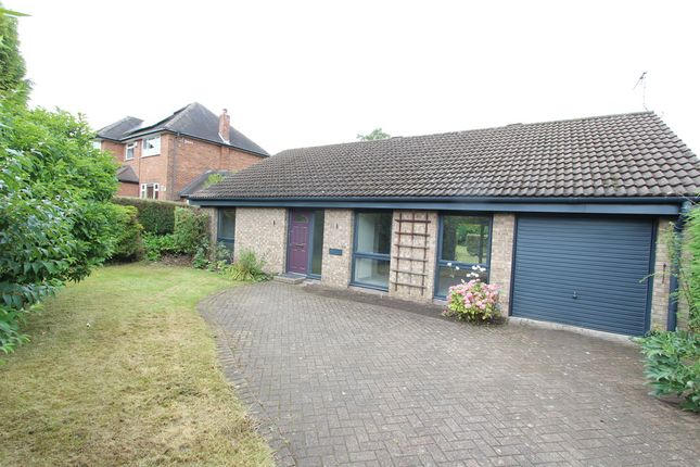 Thumbnail Detached bungalow to rent in 42 Marsh House Road, Sheffield