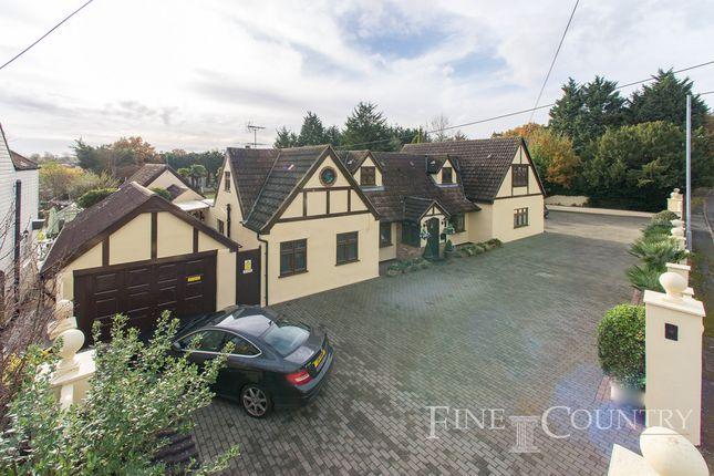 5 bedroom detached house for sale in Ongar Road, Writtle, Chelmsford