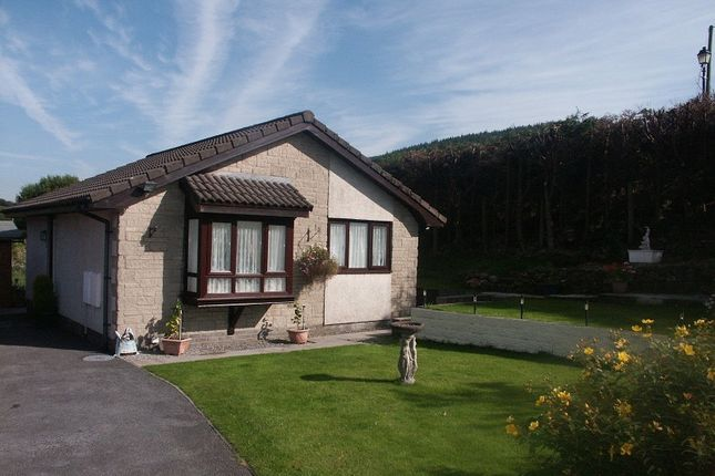 Thumbnail Detached bungalow to rent in 15 Cwm Farteg, Bryn, Port Talbot.