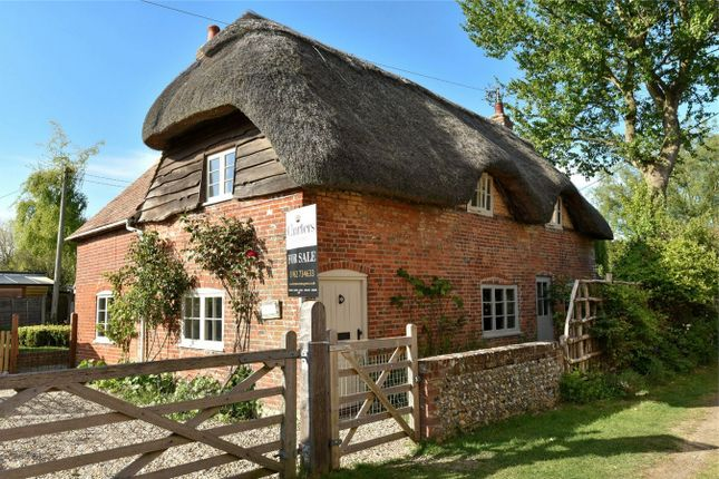 4 bed detached house for sale in Cheriton, Alresford, Hampshire