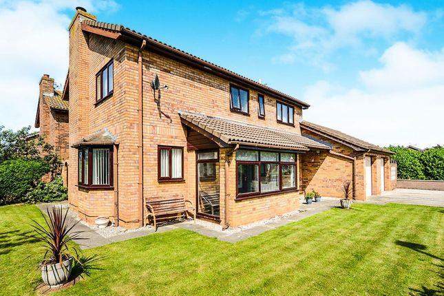 Thumbnail Detached house for sale in Ffordd Y Berllan, Towyn, Abergele