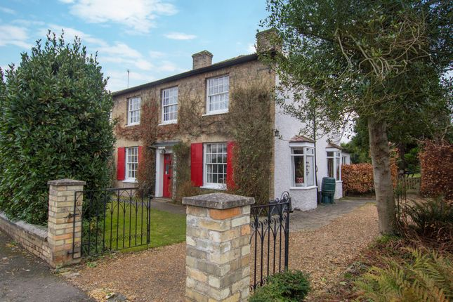 6 bed detached house for sale in High Street, Bassingbourn, Royston