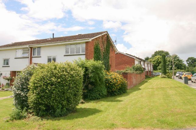 Thumbnail Semi-detached house for sale in Burn Walk, Burnham, Slough