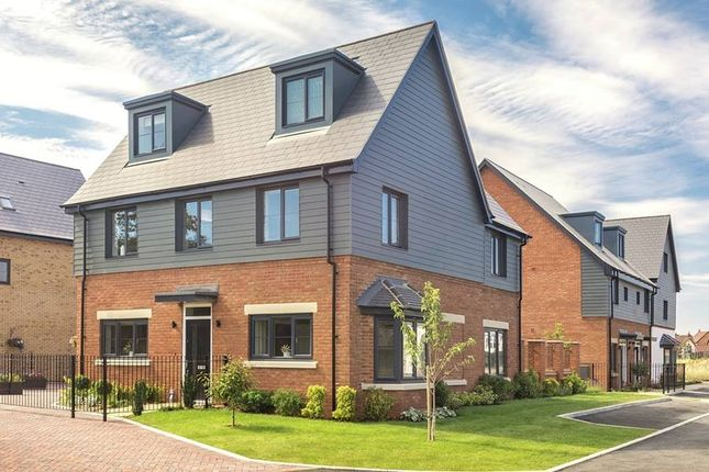 "Thumbnail Property for sale in ""The Oatvale - Showhome Sale & Leaseback"" at London Road, Calverton, Milton Keynes"