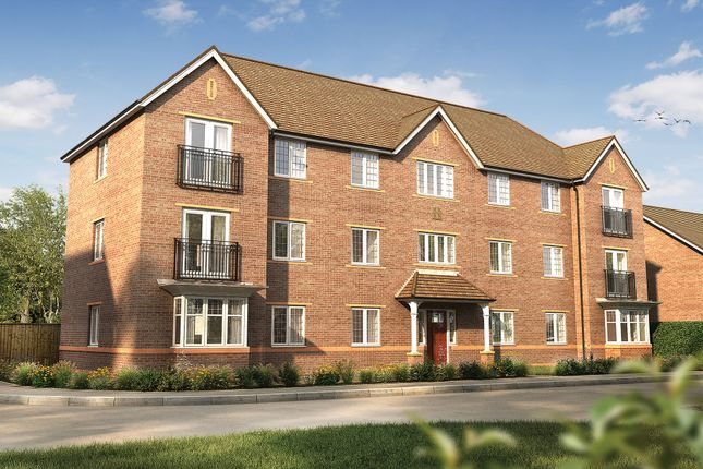 """Flat for sale in """"The Ahlberg"""" at University Park Drive, Worcester"""