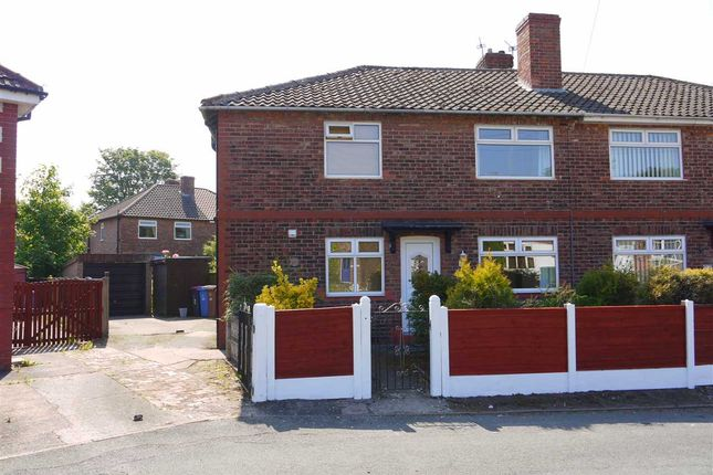 Thumbnail Semi-detached house to rent in Fiddlers Lane, Irlam