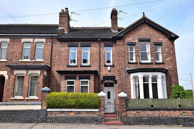 Thumbnail Town house for sale in Grove Road, Heron Cross